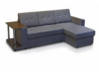 Угловой диван с угловой полкой Нео 1 - Мебельная фабрика «Мебельлайн», г. Санкт-Петербург