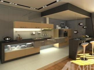 Кухня Мичиган МДФ - Мебельная фабрика «Линда»
