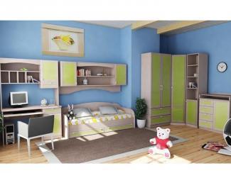 Детская Микки - Мебельная фабрика «Глория»