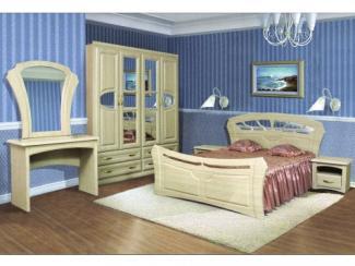 Спальный гарнитур Люция - Мебельная фабрика «Альбина»
