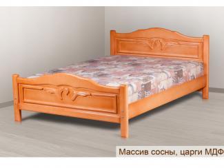 Кровать «Волна» - Мебельная фабрика «Авеста»
