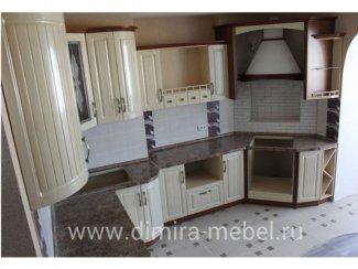Кухня МДФ ПВХ угловая