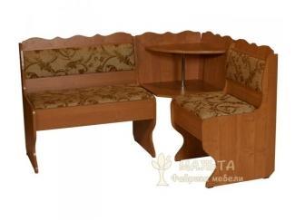 Кухонный уголок с полкой 37А - Мебельная фабрика «Мальта»