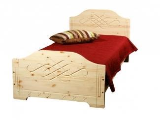 Кровать из дерева Аури - Мебельная фабрика «Timberica»