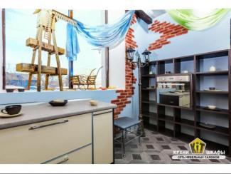 Кухня Пластик Премиум - Изготовление мебели на заказ «КИТ»