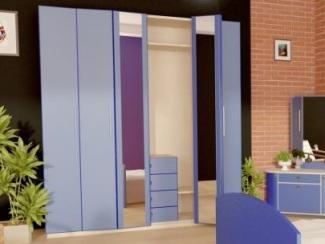 Шкаф Гармошка 6-ти дверный