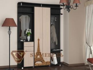 Прихожая Виза-11 Париж - Мебельная фабрика «SV-мебель»