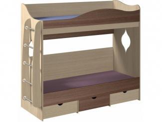 Кровать двухъярусная Соня - Мебельная фабрика «Премиум»