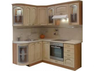 Кухонный гарнитур Беленый Дуб 1 - Мебельная фабрика «Петербургская мебельная компания (ПМК)»