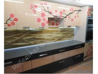 Кухня  Сакура KF 001-1 - Мебельная фабрика «Поволжье»