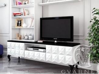 Рельефная мебель для гостиной CENTURION - Мебельная фабрика «GVARNERI»