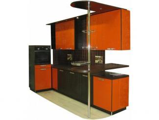 Кухонный гарнитур Оранж венге - Мебельная фабрика «Техсервис»