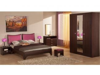 Спальный гарнитур Лоу - Мебельная фабрика «Уфамебель»