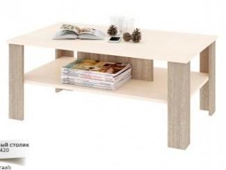 Стол журнальный из дерева Общий 2 - Мебельная фабрика «Премьер мебель»