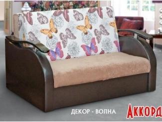 диван прямой Аккордеон 2 - Мебельная фабрика «Барокко»