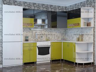 Кухня угловая Дарина-22 - Мебельная фабрика «МЭК»