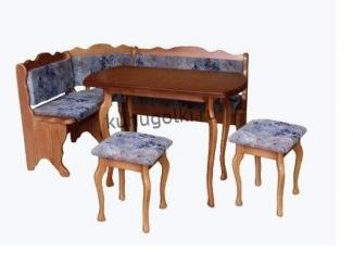 Обеденная группа Мария 4 - Мебельная фабрика «Палитра»