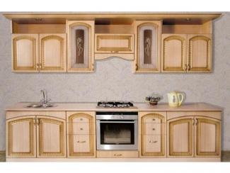 Кухонный гарнитур прямой Виктория 2