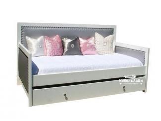 Детский диван-кровать с ящиком для хранения Морис - Мебельная фабрика «МебельЛайн»