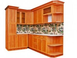 Кухонный гарнитур угловой 101 - Мебельная фабрика «Балтика мебель»