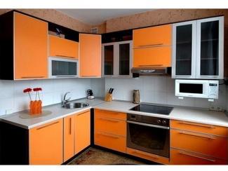 Кухня оранжевая - Мебельная фабрика «Династия»