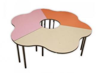 Стол детский Ромашка - Мебельная фабрика «Мебель эконом»