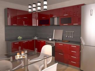 Кухня угловая Премиум 2 - Мебельная фабрика «Элна»