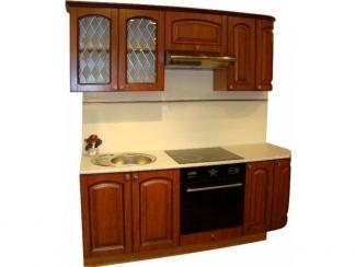 Кухня прямая Патина Черешня - Мебельная фабрика «Техсервис»