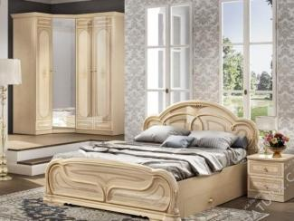 Спальня Марта-М беж - Мебельная фабрика «Шатура»