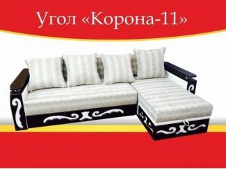 Угловой диван Корона-11 - Мебельная фабрика «Корона»
