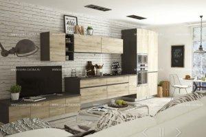 Современная Кухня Fusione - Мебельная фабрика «Cucina»
