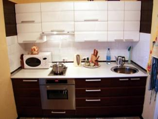 Кухня прямая 10 - Мебельная фабрика «Мебель от БарСА»