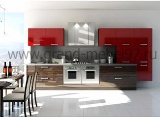 Кухня Акрил 05 - Мебельная фабрика «Гранд Мебель»