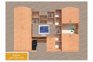 Детская 1 - Мебельная фабрика «МФА»
