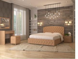 Кровать Греция исполнение 2 - Мебельная фабрика «ARISTA»