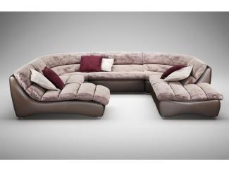 Диван п-образный MOON 100 - Мебельная фабрика «MOON»