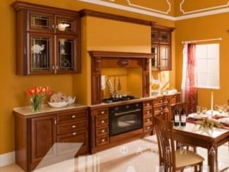 Кухня Луизиана массив - Мебельная фабрика «Линда»