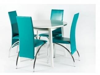 Стол круглый раздвижной Сапфир - Мебельная фабрика «Sitparad»
