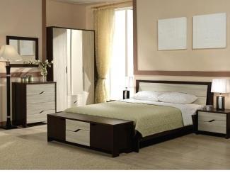 Спальный гарнитур Комфорт - Мебельная фабрика «Татьяна»