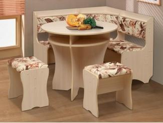 Кухонный угол со столом  - Мебельная фабрика «Виктория»