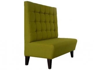 Офисный прямой диван AKN 5634  - Мебельная фабрика «Металл Плекс», г. Краснодар