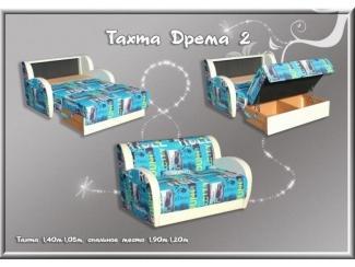 Тахта Дрема 2 - Мебельная фабрика «Соло»