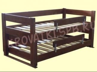 Кровать Аризона - Изготовление мебели на заказ «Кроватки СПб», г. Санкт-Петербург