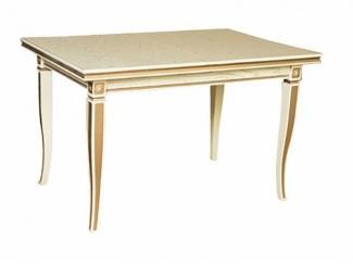 Стол обеденный из массива Малахит 4 - Мебельная фабрика «Салем-Мебель»