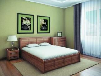 Спальный гарнитур СОЛО 33 - Мебельная фабрика «Балтика мебель»