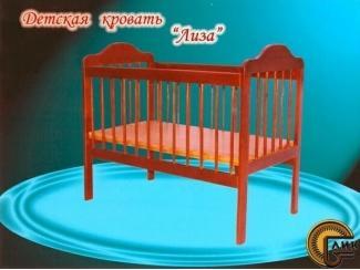 Детская кровать Лиза - Мебельная фабрика «Лик»