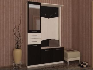 Черно-белая прихожая Валерия 2 - Мебельная фабрика «Disavi»