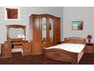 Спальный гарнитур Диана - Мебельная фабрика «Кубань-мебель»