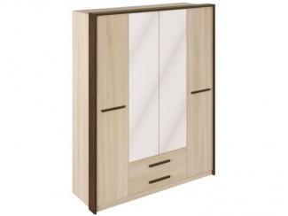 Шкаф с зеркалами (коллекция Донна) - Мебельная фабрика «Стайлинг»
