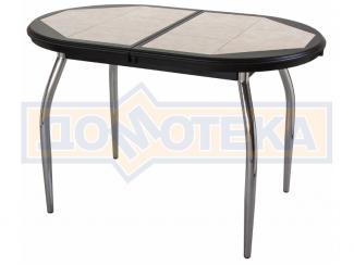 Стол обеденный с плиткой Шарди О - Мебельная фабрика «Домотека»